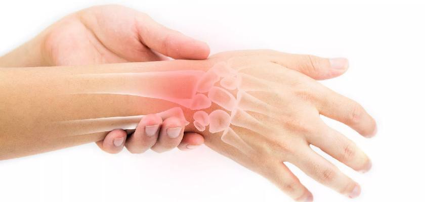 hand & wrist diseases or conditions